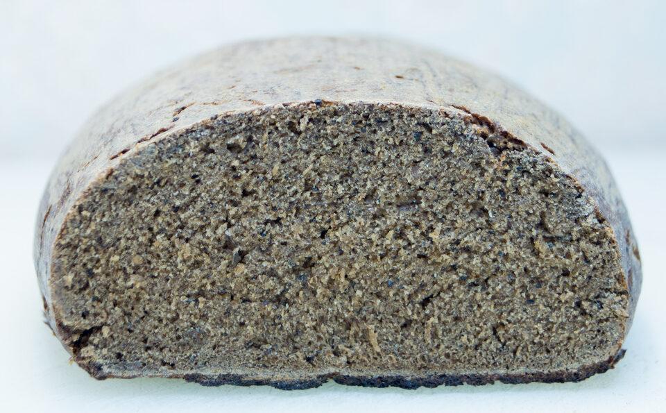 Латгальский хлеб.